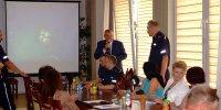 Debata społeczna o stanie bezpieczeństwa na terenie Gminy Zawidz