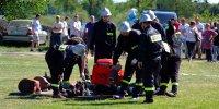 Zawody strażackie w Łukcie
