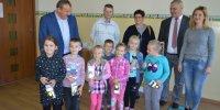 Bezpieczne przedszkolaki w Gminie Zawidz