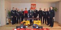 Sprzęt dla straży z Funduszu Sołeckiego