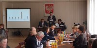 XIX Sesja Rady Gminy Zawidz