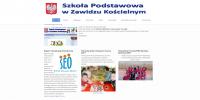 Nowa strona Szkoły Podstawowej w Zawidzu